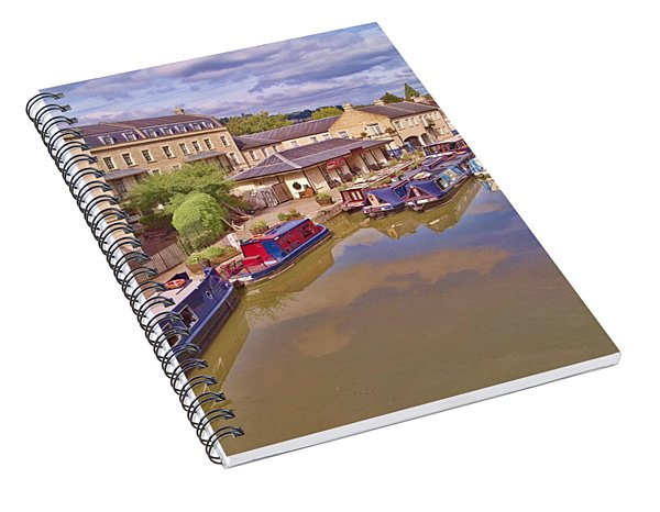 Sydney Wharf Bath Spiral Notebook