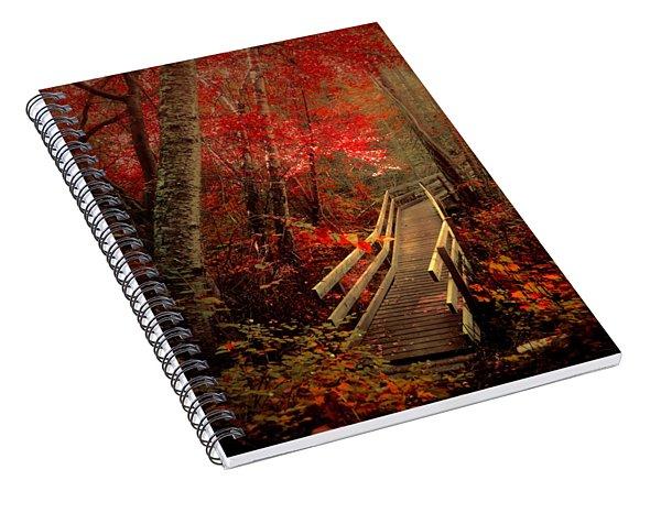 Take Shelter Spiral Notebook