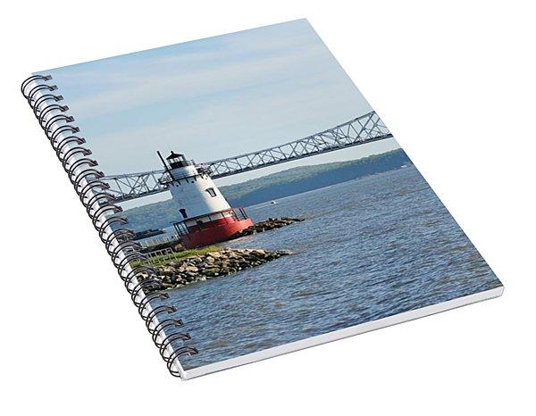 Tarrytown Lighthouse Spiral Notebook