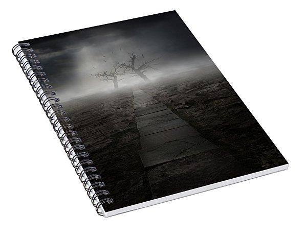 The Dark Land Spiral Notebook