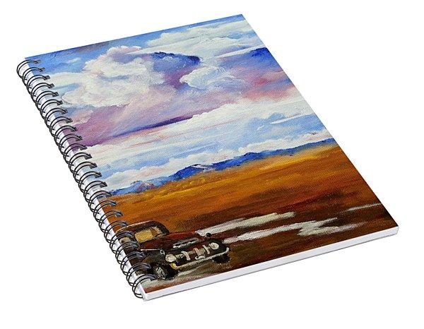 The Flathead Spiral Notebook