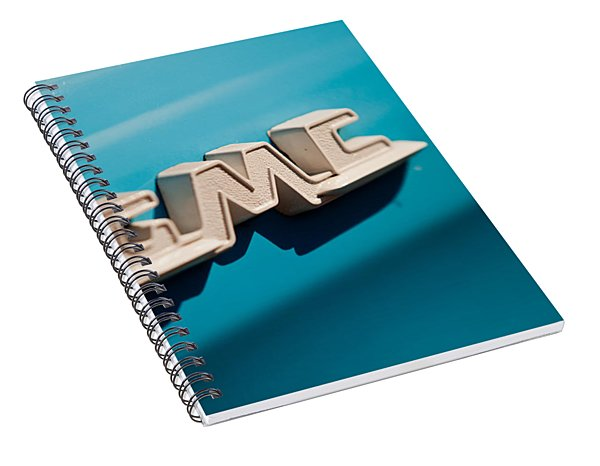 The Gmc Spiral Notebook