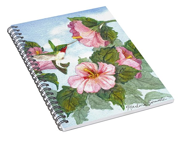 The Little Sipper Spiral Notebook