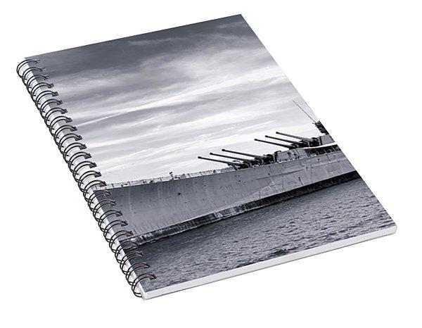 The New Jersey Spiral Notebook