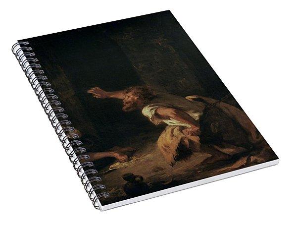 The Prisoner Of Chillon Spiral Notebook