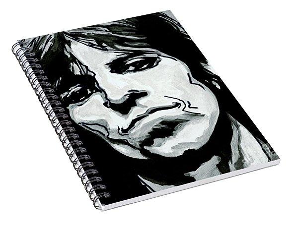 The Rock Star Spiral Notebook