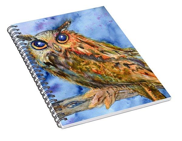 Too Cute Spiral Notebook