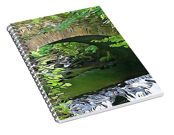 Torc Bridge Spiral Notebook