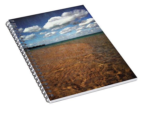 Torch Lake Sandbar 2.0 Spiral Notebook