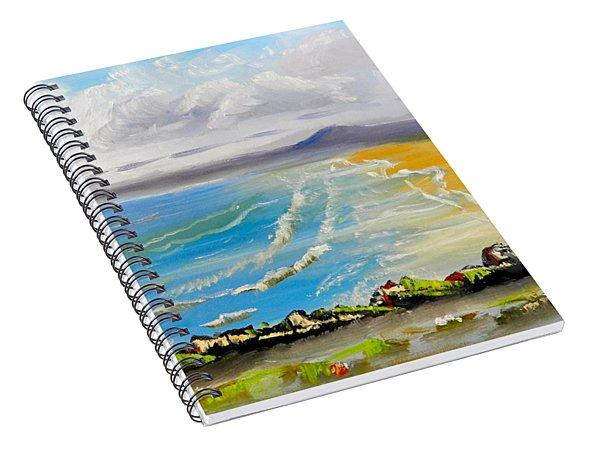 Towradgi Beach Spiral Notebook