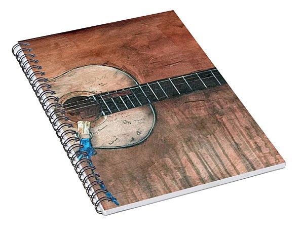 Trigger Spiral Notebook