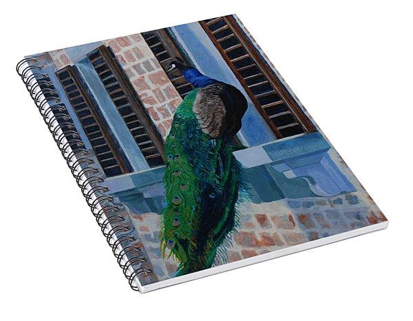 Tuscan Mascot Spiral Notebook