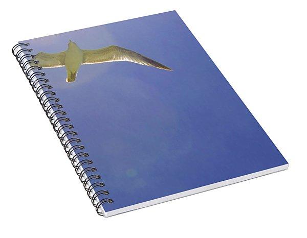 Under His Wings II Spiral Notebook