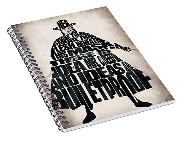 V For Vendetta Spiral Notebook