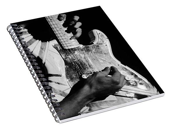 Vh #1 Spiral Notebook