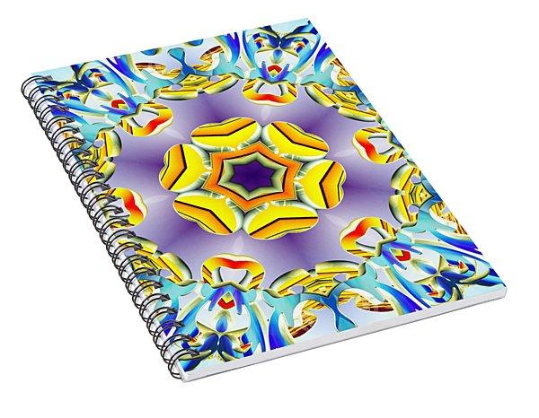 Vivid Expansion Spiral Notebook