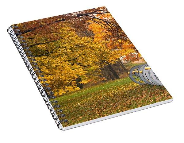War And Peace Spiral Notebook