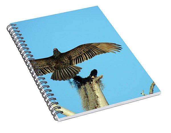 Warming Up Spiral Notebook