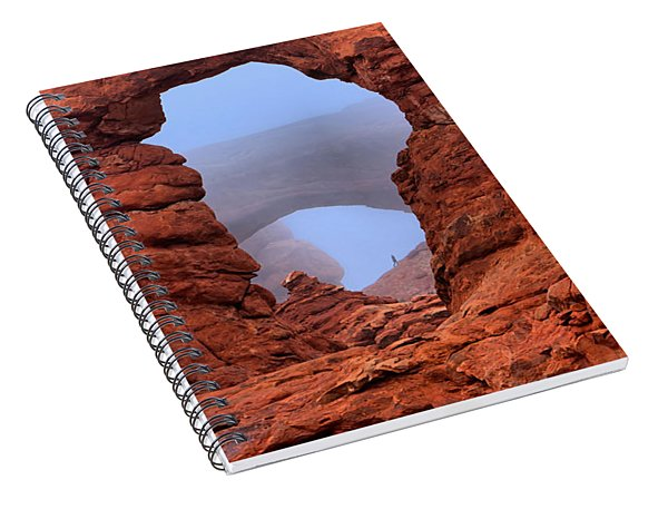 Windows Spiral Notebook