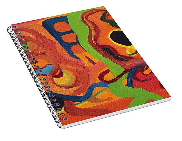 Windy City Spiral Notebook