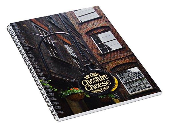 Ye Olde Pub Spiral Notebook