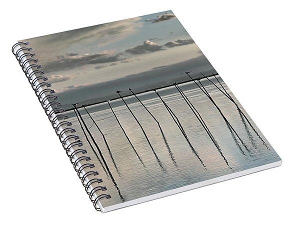 Albufera Gris. Valencia. Spain Spiral Notebook