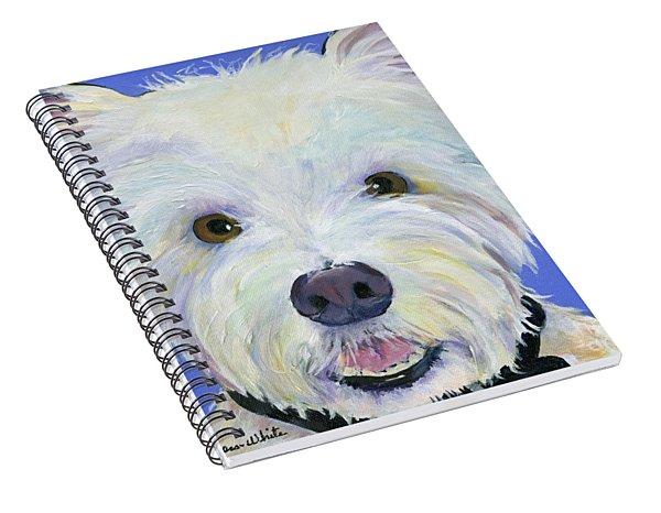 Amos Spiral Notebook