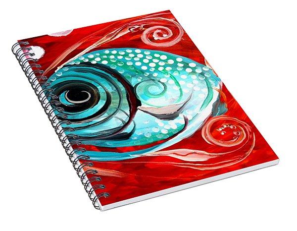 Attract Spiral Notebook