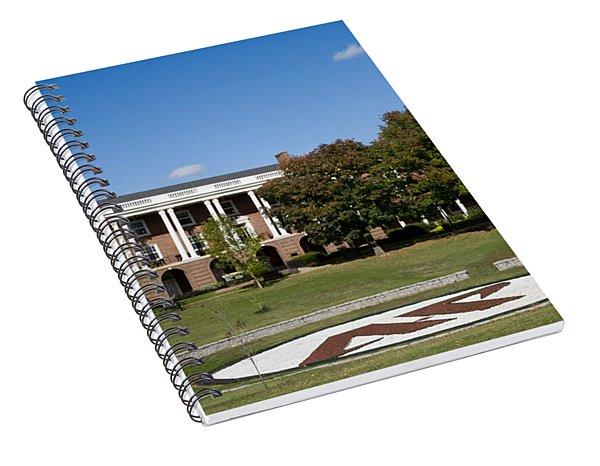 Austin Peay State University Spiral Notebook