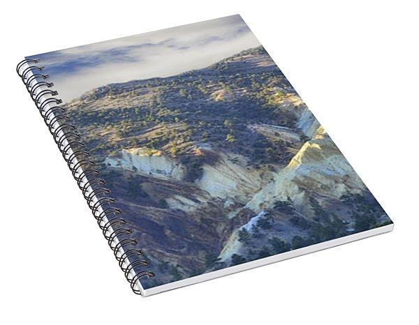 Big Rock Candy Mountains Spiral Notebook