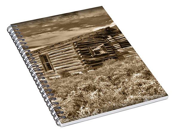 Cabin Fever Spiral Notebook