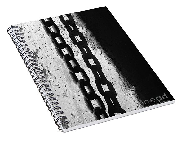 Etch Spiral Notebook