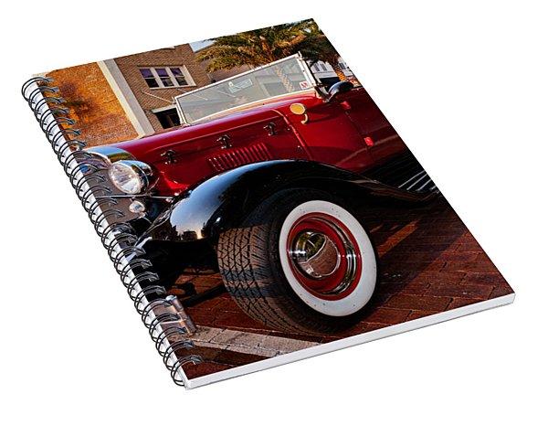 Ford Roadster Spiral Notebook