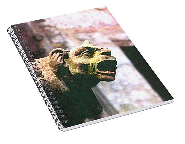 Hear No Evil Spiral Notebook