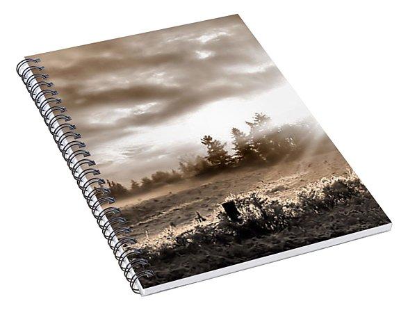 Hope II Spiral Notebook