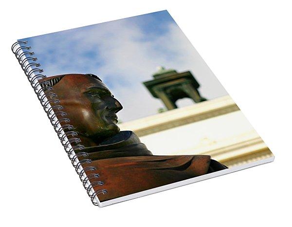 Junipero Serra Spiral Notebook