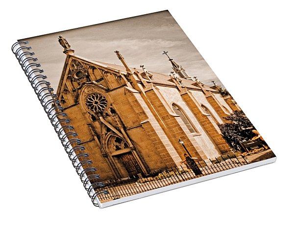 Loretto Chapel Spiral Notebook