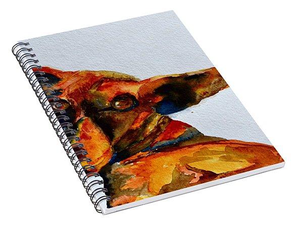 Macey Spiral Notebook