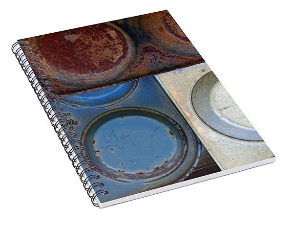 Muffin Tins Spiral Notebook