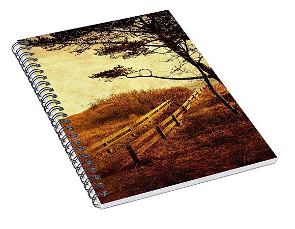 Norwegian Pine Spiral Notebook