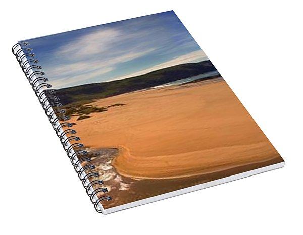 Sandwood Bay Spiral Notebook