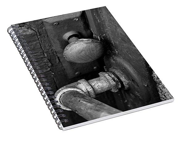 The Cellar Spiral Notebook