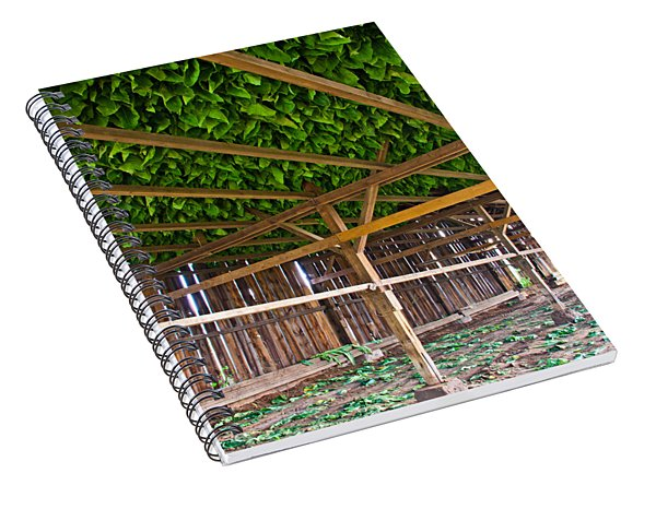 Tobacco Spiral Notebook