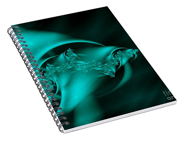 Undersea Spiral Notebook