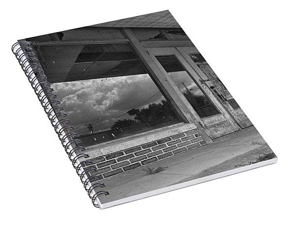 Vacancy Spiral Notebook