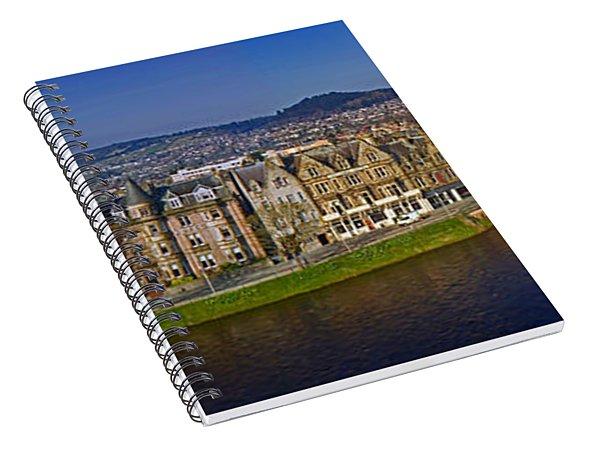 Inverness Spiral Notebook