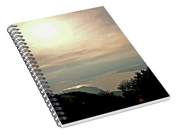 Alps Spiral Notebook