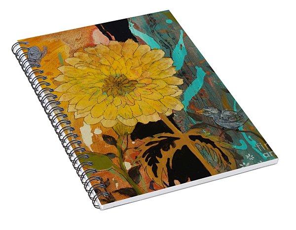 Big Yella Spiral Notebook