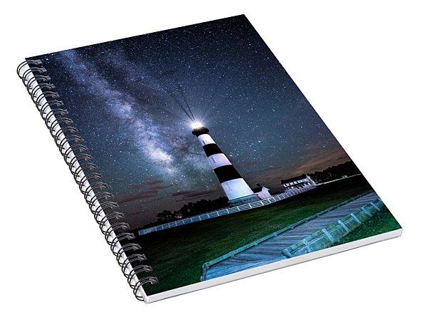 Bodie Light Spiral Notebook