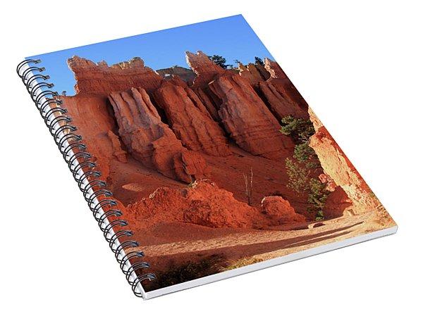 Bryce Canyon National Park, Utah Spiral Notebook